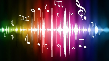 Abstract-Music-Note