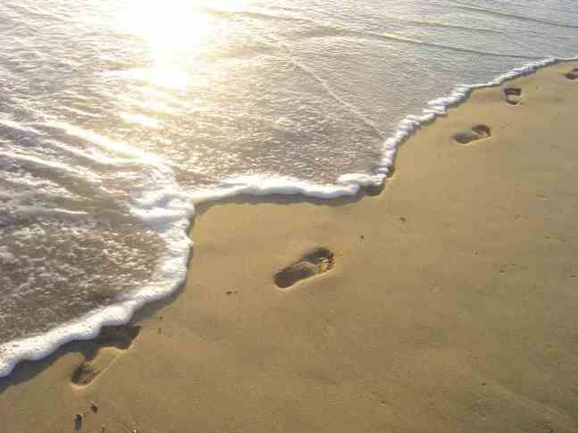 footprints-child