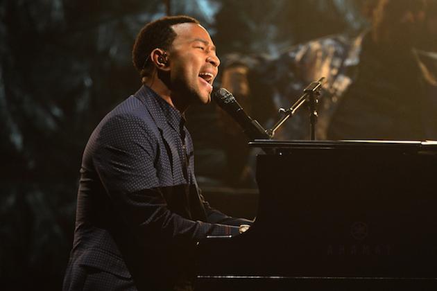 John Legend- MusicSpeaks
