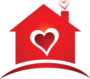 house-heart-love